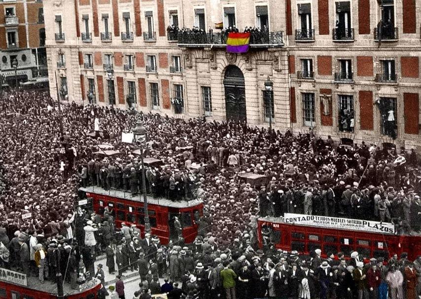 Un día como hoy... - Página 3 1931-proclamacion-republica-madrid-color1