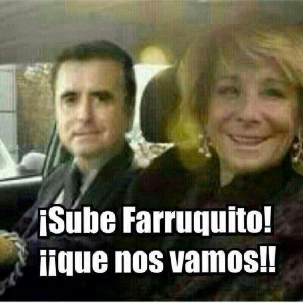 Ésper con Ortega Cano llamando a su colega de inseguridad vial