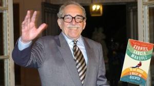 """Gabo es Gabo, """"O no vengo a hacer un discurso;despidiéndose, hasta que  atítulo """"En agosto nos vemos"""""""