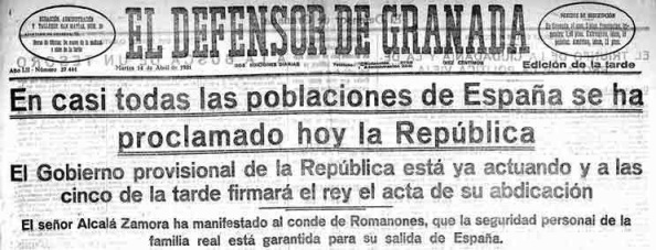 El Defensor de Granada