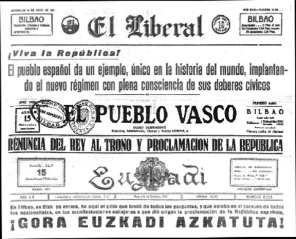 Diario El Liberal de Bilbao