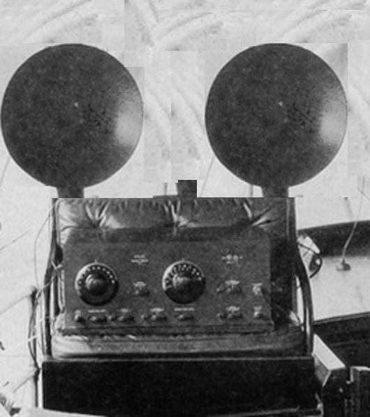 radio de mi abuelo