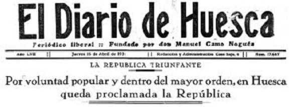 Diario de Huesca