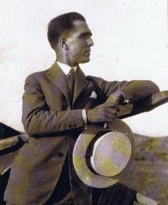 Fernando Calvo, primer alcalde republicano de Jimena