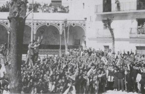 En Vejer de la Frontera (Cádiz)