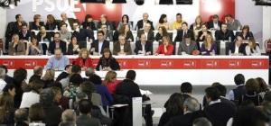 El Comité Federal del PSOE salido del Congreso Extraordinario, un más de casi todo el zapaterismo derrotado en las urnas del 2011
