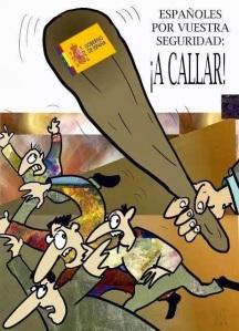La ley para la Inseguridad de la Ciudadanía con la que nos amenaza Fernández Díaz