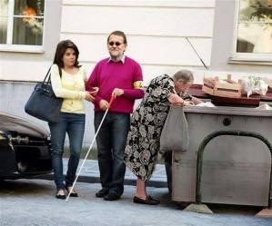 La alegría que ya se percibe en las calles, que decía la vicepresidenta Soraya