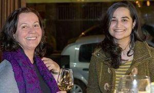 Madre e hija del presunto asesinato