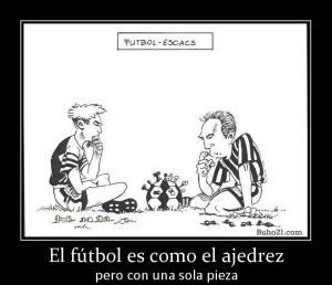 Ajedrez y Fútbol