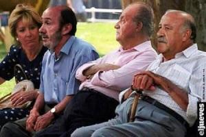 Y el ciclo futbolístico de La Roja se acaba con el político