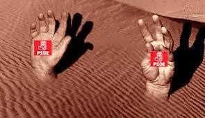 Pareciera que no hubiera conciencia del SOS en que se halla el PSOE