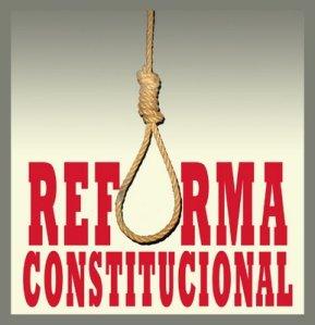 La ignominiosa reforma constitucional del artículo 135