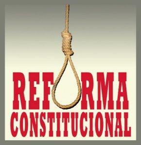 La ignominiosa reforma constitucional del artículo 135, que contó con el voto entusiasta de Pedro Sánchez.