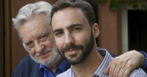 Albero Sitillos, junto a su padre. Del viejo PSOE victorioso, a la refundación que plantea Alberto.