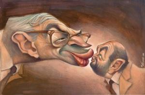 Borrell versus Almunia. 1998