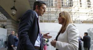 Las primarias del PSOE ha tenido como fondo la guerra soterrada de Susana Díaz contra Eduardo Madina