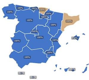 No sirvió el 100% del recuento electoral del 20N 2011, con un PP que azulaba el pais excepto al nacionalismo vasco y catalán, para renovar el PSOE. Debían de producirse más derrotas electorales.