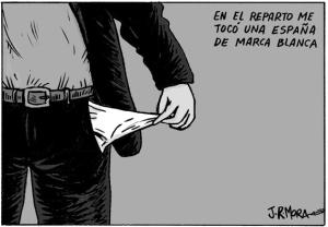 Bolsillo tieso, aunque de Marca blanca España.