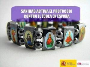 El protocolo del Ébola del Gobierno de Rajoy