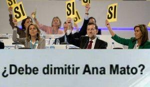 Ana Mato si tuviera vergüenza, habría dimitido ya
