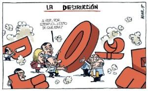 Crisis de identidad del PSOE