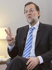 Para Rajoy el de los recortes, no hay límites para el gasto por el contrario en este caso