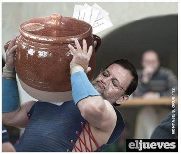 Rajoy, elevando el pucherazo para las elecciones municipales