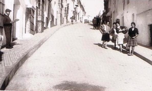 calle Sevilla jimena montero