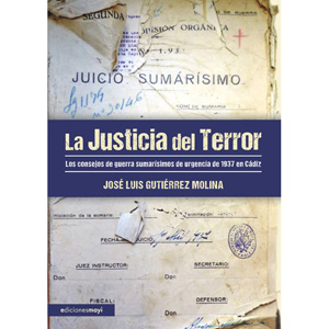 La justicia militar, justicia de terror según lo publicado sobre aquel año