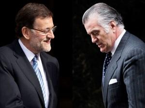 """Rajoy y Bárcenas: """"Nunca se podrá que Bárcenas y Galeote no sean inocentes"""""""