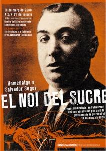 El anarquista, Salvador Seguí,