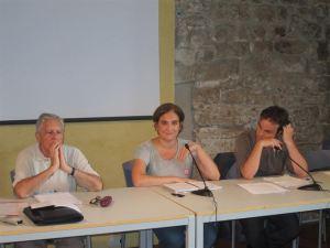 Villarejo, Ada Colau y Jaume Asesn, de Podemos y Guºayen, han interpuesto demanda judicial