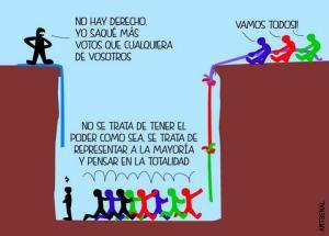 Mayo 2015 volverá a poner al descubierto el apoyo en clave interna a algunos candidatos y los votos obtenidos en las urnas del censo electoral