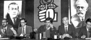 Con el abandono del marxismo por decisión de Felipe, después de verse con un Congreso ganado quien nunca persiguió protagonismo alguno, le supuso pensar que era muy fuerte y pasar a un segundo planp.