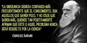 Charles Darwin: La evolución de la especie y el papel de la ciencia