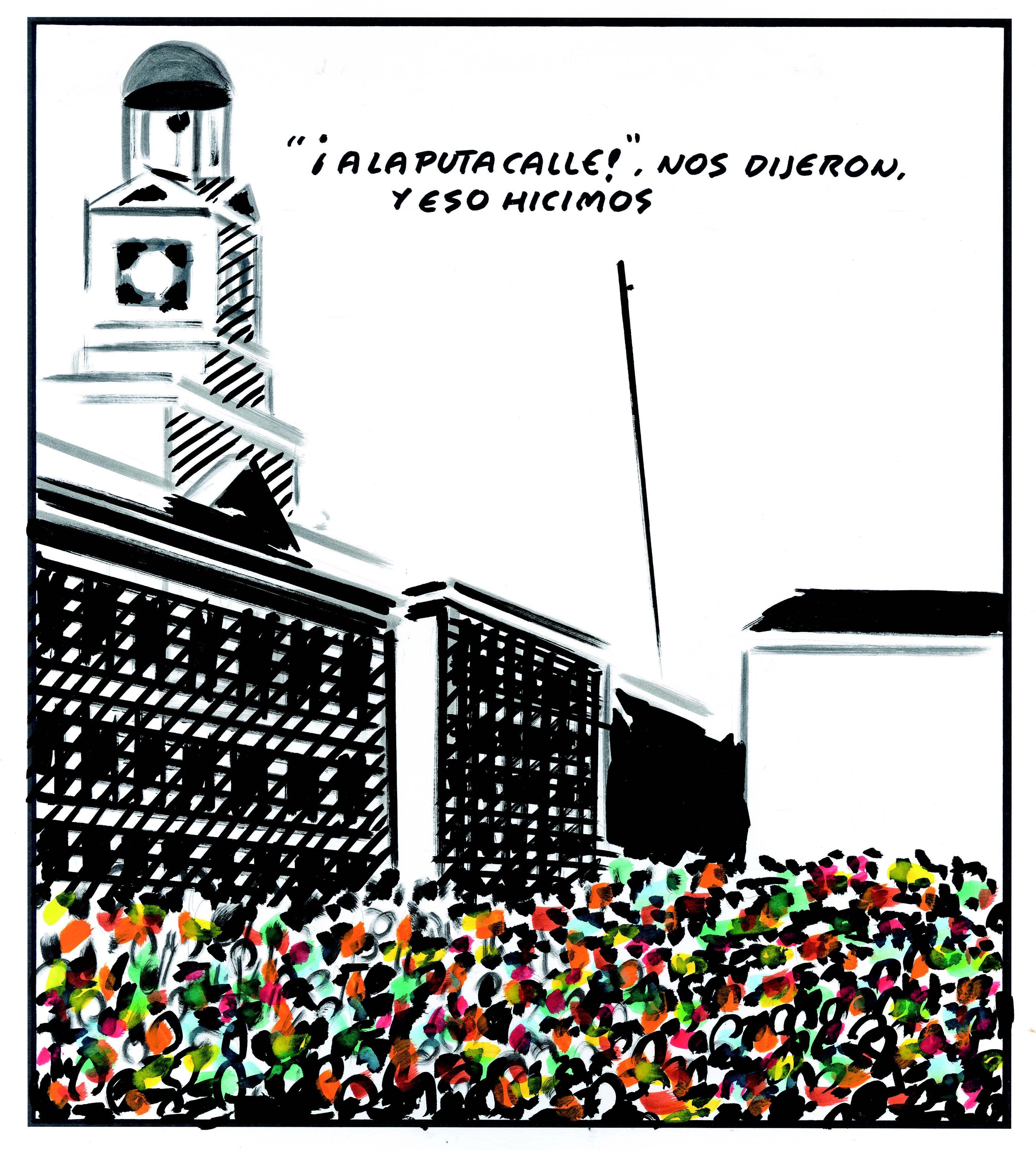 DE QUÉ REGENERACIÓN HABLAN? (09.10.2014) | Ignacio Trillo