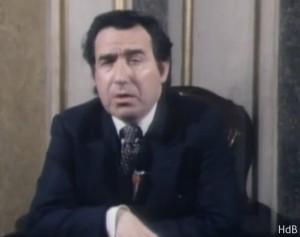 Luis Gómez Llorente, vicepresidente del Congreso de Diputados