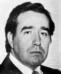 Luis Gómez Llorente, diputado del PSOE 1977-1982.