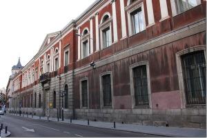 Al final nos exáminábamos en el viejo edificio de San Bernardo de la Universidad Complutense