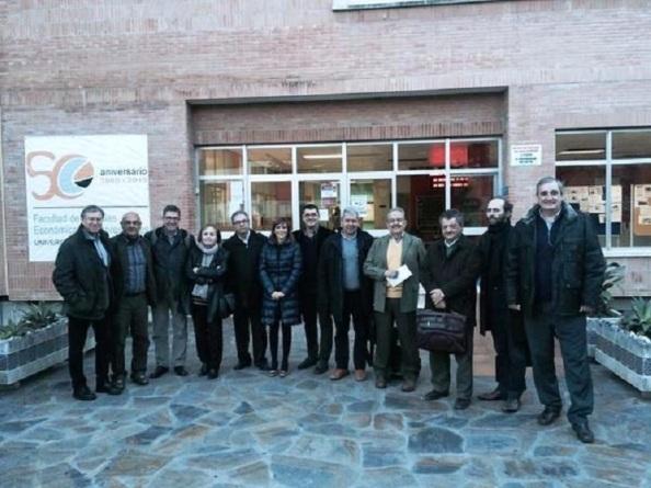 EconomistasXAndalucía. Encuentro en Málaga: 12.12.2015