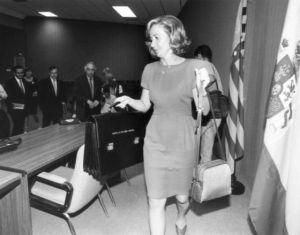 Esperanza Aguirre, de edil a ministra (1996)