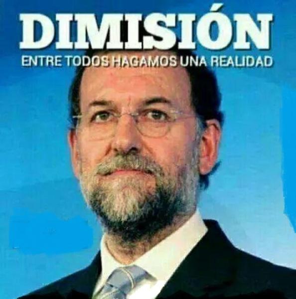 O Rajoy, o Estado de derecho