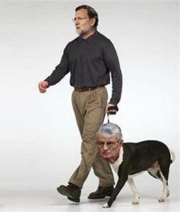 Rajoy quiere como Fiscal General del Estado a un perro guardián que le proteja por su corrupción.