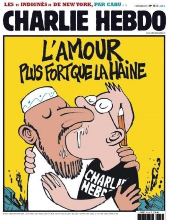 Charlie est amour