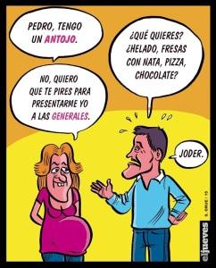 """La revista de humor """"El Jueves"""", lo clava"""
