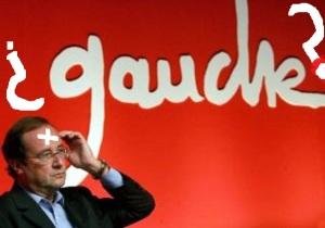 Quién le vio y quién le ve hoy. Un patétido Hollande que al igual que Rajoy o ZP traicionó su programa electoral.