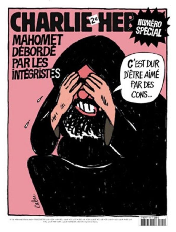 Mahoma, desconsolado por los que matan en su nombre