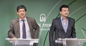 Valderas y Maillo que tanto han hecho por la continuidad del pacto podrían ser, de cumplirse las previsiones de Susana Díaz, sus víctimas