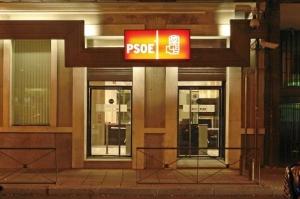 Sede federal del PSOE en calle Ferraz de Madrid